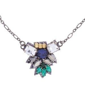 SAACHI Modern Mosaic Necklace